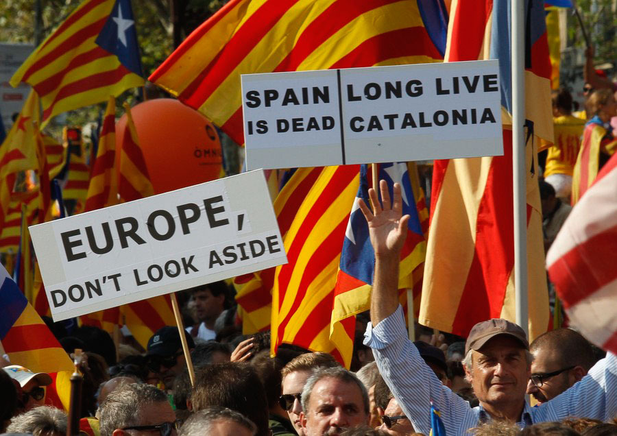 каталонский сепаратизм