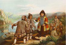 рыболовство у якутов