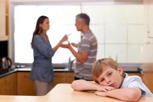 Ответственность родителей за уклонение от воспитания и содержания детей