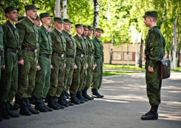 Где лучше служить в армии в россии