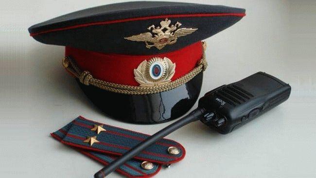 Льготная выслуга лет в полиции для пенсии